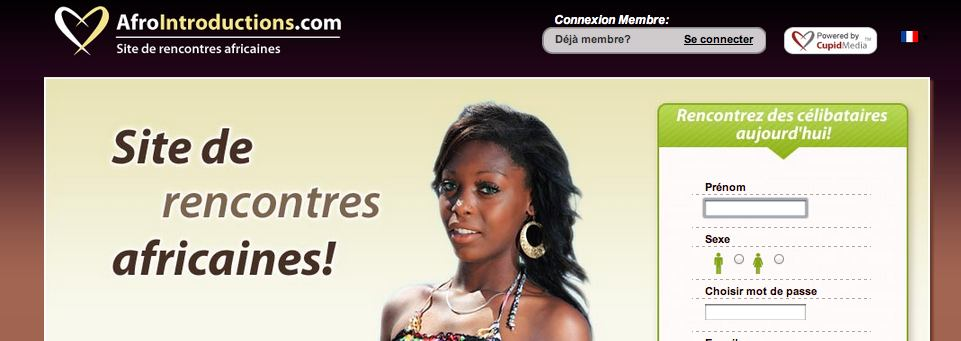 Site de rencontre Africaine