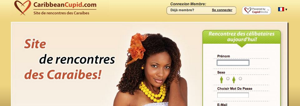 Site de rencontre black caribbeancupid