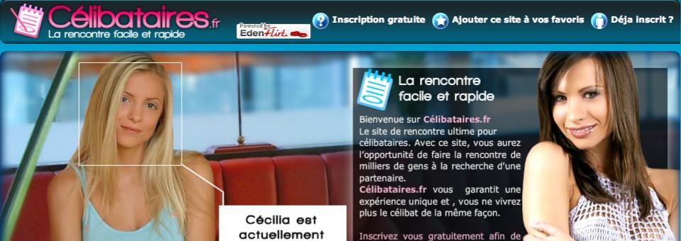 Site de rencontre célibataires.fr