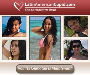 Site de rencontre latinamericancupid