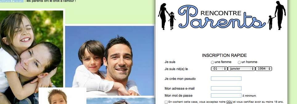 Site de rencontre Rencontre parents
