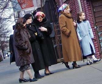 femmes juives