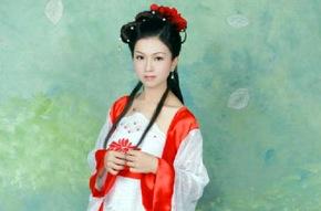 belle femme japonaise.