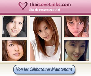 rencontre thailandaise Thailovelinks