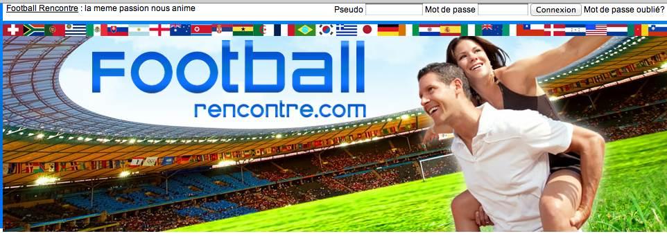 site de rencontre football